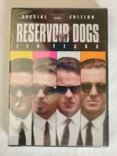 Reservoir Dogs - 10 Years Special Edition 2 Disc Dvd New 2002 *Free Shipping*