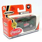 Ford Falcon Forte Coca Cola Matchbox 50 Years Die-cast Model Toy Car Collectable