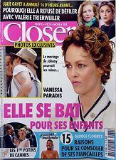 Mag 2014: VANESSA PARADIS_JOHNNY DEPP_AMBER HEARD_GEORGE CLOONEY_ELSA FAYER