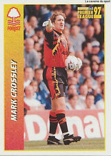 N°380 MARK CROSSLEY NOTTINGHAM FOREST STICKER MERLIN PREMIER LEAGUE 1997