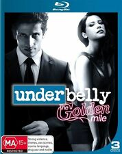 USED (VG) Underbelly: The Golden Mile (2010) (Blu-ray)