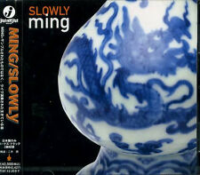 MING - SLOWLY - Japan CD+2BONUS - NEW