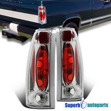 For 1988-1998 Sierra Yukon C10 Blazer Suburban Tahoe Tail Lights
