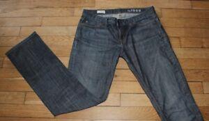 GAP Jeans pour Femme W 28 - L 32 Taille Fr 38  Réf #V165)