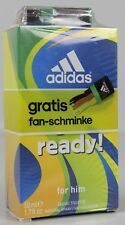 ADIDAS Get Ready for Him EDT Eau De Toilette Vapo 50 ml + Fan-Schminke V325