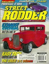 STREET RODDER 1998 APR - STREET LEGAL ZOOMIE EXHAUST CUT-OUT VALVES
