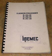 Betriebsanleitung Bedienungsanleitung Flachschleifmaschine - SUPEMEC PM 400