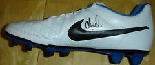 LEIGHTON BAINES EVERTON AUTOGRAPH PERSONALLY SIGNED FOOTBALL BOOT SOCCER