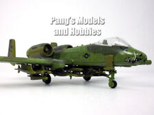 A-10 Thunderbolt II ( Warthog ) 1/72 Scale Diecast Model by MotorMax