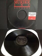 Irv Gotti Presents THE REMIXES - Baby The Remix (Vinyl Lp, 2002) Promotional Lp