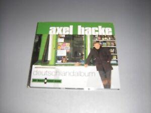 CD Hörbuch - Axel Hacke - Deutschlandalbum