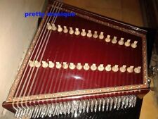 SANTOOR CLASSICAL INSTRUMENTS WITH EXTRA STRINGS + CASE + ACCESSORIES +FREE SHIP