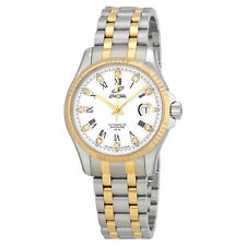 Enicar White Dial Automatic Mens Watch 3165/50/329G