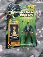 Han Solo / Force File / Star Wars Action Figure/ Rare