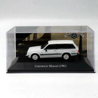 IXO Altaya Chevrolet Marajo 1981 1:43 Diecast Models Limited Toys Car Collection