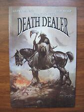 """DEATHDEALER."" NO.3 APR.97   NM, ORIGINAL OWNER, UNREAD"