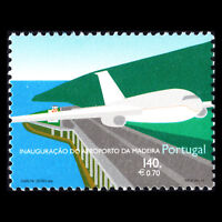 Madeira 2000 - Madeira Airport Aviation - Sc 215 MNH