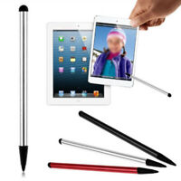 Slim Capacitive Touch Screen Pen Stylus For IPhone/iPad Samsung PDA Phone Tablet