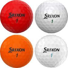 Srixon Soft Feel Golf Balls 12 Brite Dozen A Grade Golf Ball Packaging Box 2021