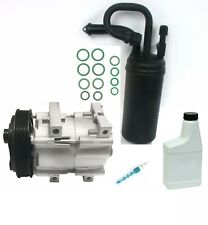 RYC Remanufactured Complete AC Compressor Kit AC89 EG128