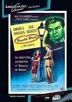 Scarlet Street (Edward G. Robinson) - Region Free DVD - Sealed