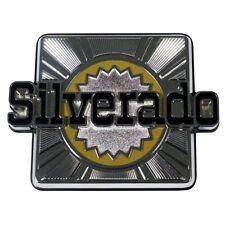 1980-88 Chevrolet Blazer Silverado Rear Body Side Emblem Pair / Set (2)