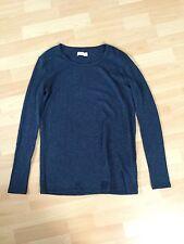 NEU Abercrombie & Fitch Top Pulli Pullover Sweater Sweatshirt Langarm Shirt  XS