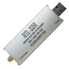 RTL-SDR Blog R820T2 RTL2832U 1PPM TCXO SMA Software Defined Radio (Dongle Only)