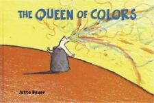 The Queen of Colors by Jutta Bauer (2014, Picture Book)