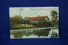 Vintage Metropolitan Police Quarters, Charles River Reservation Post Card, Pc3