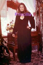 PRISCILLA PRESLEY IN BEAU & BIS BOUTIQUE ORIGINAL OLD KODAK ELVIS PHOTO CANDID