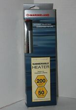 Marineland 200 Watt Submersible Aquarium Heater Nip