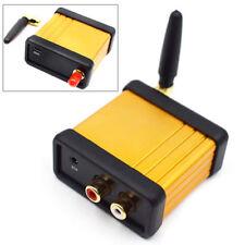 Bluetooth 4.2 Receiver Stereo HiFi Box Adapter APTX 3.5mm / Cinch Ausgang neu#