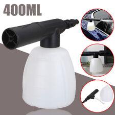 High Pressure Washer Foam Lance Sprayer Soap Bottle 400ML For Lavor Wash