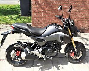 Honda Grom MSX125 SF