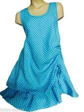 Leinene Damenkleider in Größe 38