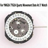 YM62A 7T62A Movimento al Quarzo Quartz Movement Display At 3' Watch Sostituzione