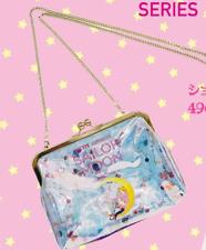 【Sailor Moon store】original KIRAKIRA Moon Series Shoulder Bag Aurora skeleton