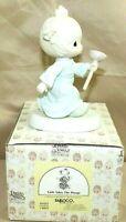 "PRECIOUS MOMENTS by Enesco 1987 Piece 111155 Collectible 5.5"" Porcelain Figurine"