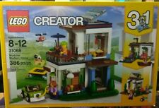 Lego Creator 31068 Modular Modern Home 386pcs New Sealed Free Shipped