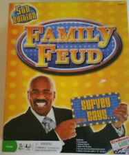 Family Feud 5th Edition Steve Harvey Board Game Endless Fun Classic TV Show