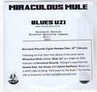 (GF143) Miraculous Mule, Blues Uzi - 2014 DJ CD
