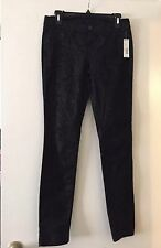 Skinny Black Pants Womens/Junior Size 4 Sears Metaphor New With Tags