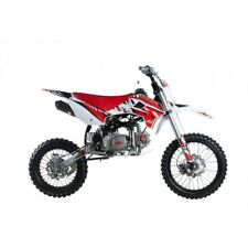 "Pitbike 4 TEMPI moto da cross 124CC ruote 17-14 ""KAYO"" racing CROSS DIRTBIKE"