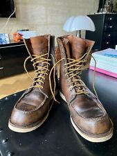 Red Wing Shoes 877 Moc Toe Irish Setter Taille 42