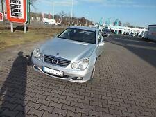 Mercedes-Benz C-Klasse CL 203 Sportcoupe Automatic 200 Diesel 1995 AHG Navi TOP