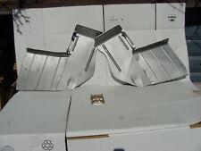 1964 1/2  Mustang Convertible Original Rear Steel Side Panels
