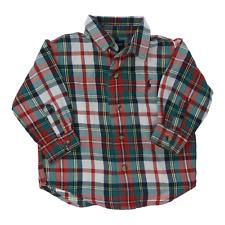 Ralph Lauren chemise garçon 6/12 mois