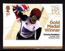2012 London Olympic Games Team GB Gold Medal Winner - Victoria Pedleton Keirin