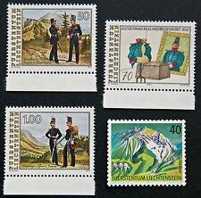 LIECHTENSTEIN - timbre/stamp Yvert et Tellier n°961 à 964 n** (cyn5)